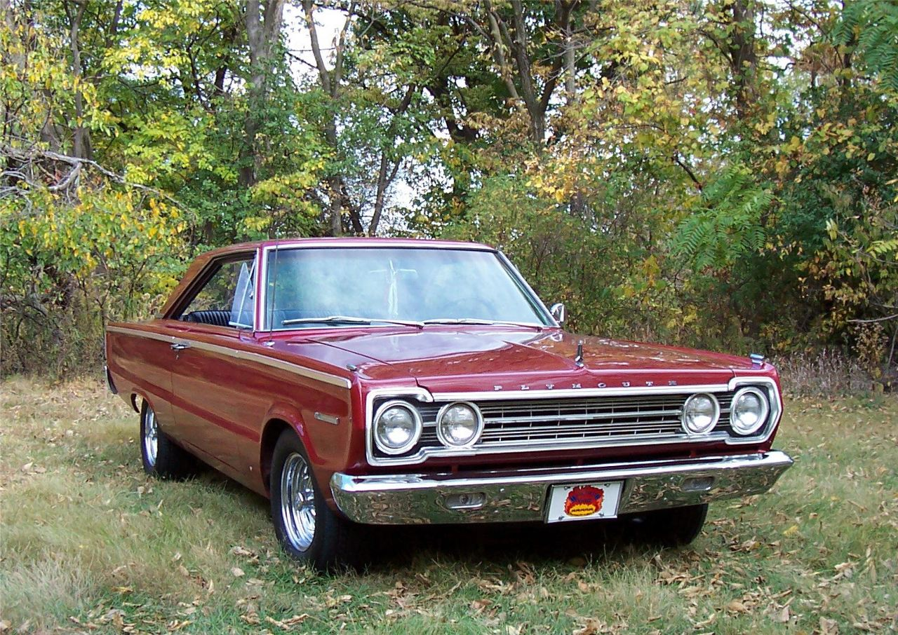 Limousine For Sale >> High Impact Performance Mopar Auto Club - Mark's 1967 Plymouth Belvedere II 440